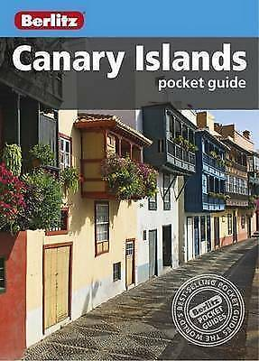 (Good)-Berlitz: Canary Islands Pocket Guide (Berlitz Pocket Guides) (Paperback)-
