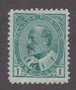 Canada 1903 #89 King Edward VII MNH F/VF