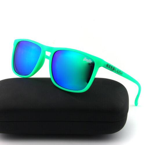 Mens Womens Pilot Sunglasses general UV400 sports SUPERDRY sunglasses New