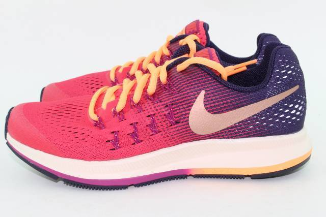 NIKE ZOOM PEGASUS 33 YOUTH SIZE 6.0 SAME AS WOMAN 7.5 NEW AUTHENTIC RUNNING