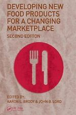 Developing New Food Products for a Changing Marketplace (2007, Hardcover,...