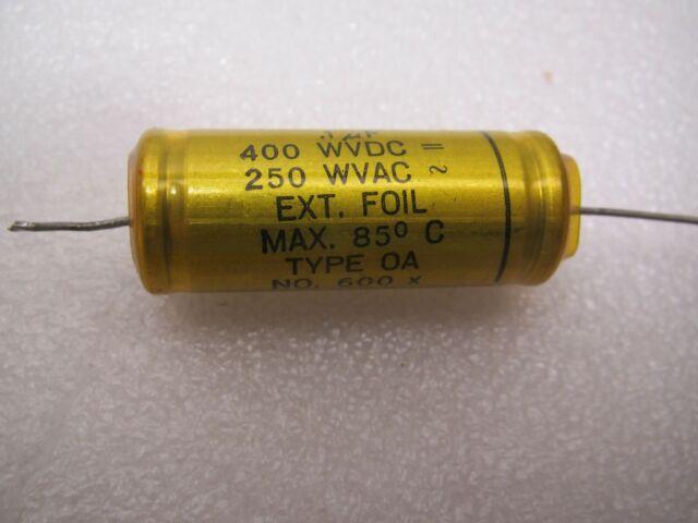 10mm Terminatore Blank 4,0mm² Lunghezza 100 pezzi