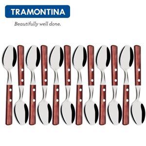 Tramontina ® 12 pièces soupes cuillères cuillères à soupe œ Cuillère löffelset 21103470