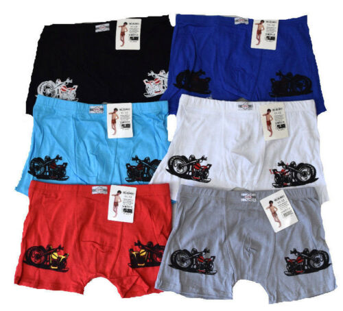 Kinder Boxershorts Neu Jungen Boxershorts Bis 164 Kinder Unterhose 6 Tlg Slip´s