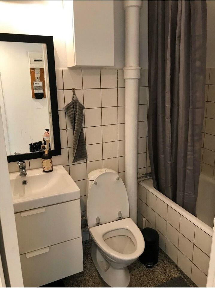 1718 2 vær. andelslejlighed, 60 m2, Sommerstedgade 2