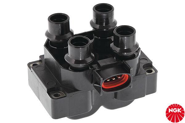 NGK Ignition Coil fits FORD FALCON AU1 AU2 AU3 5.0L &5.7L 98-02 U2005