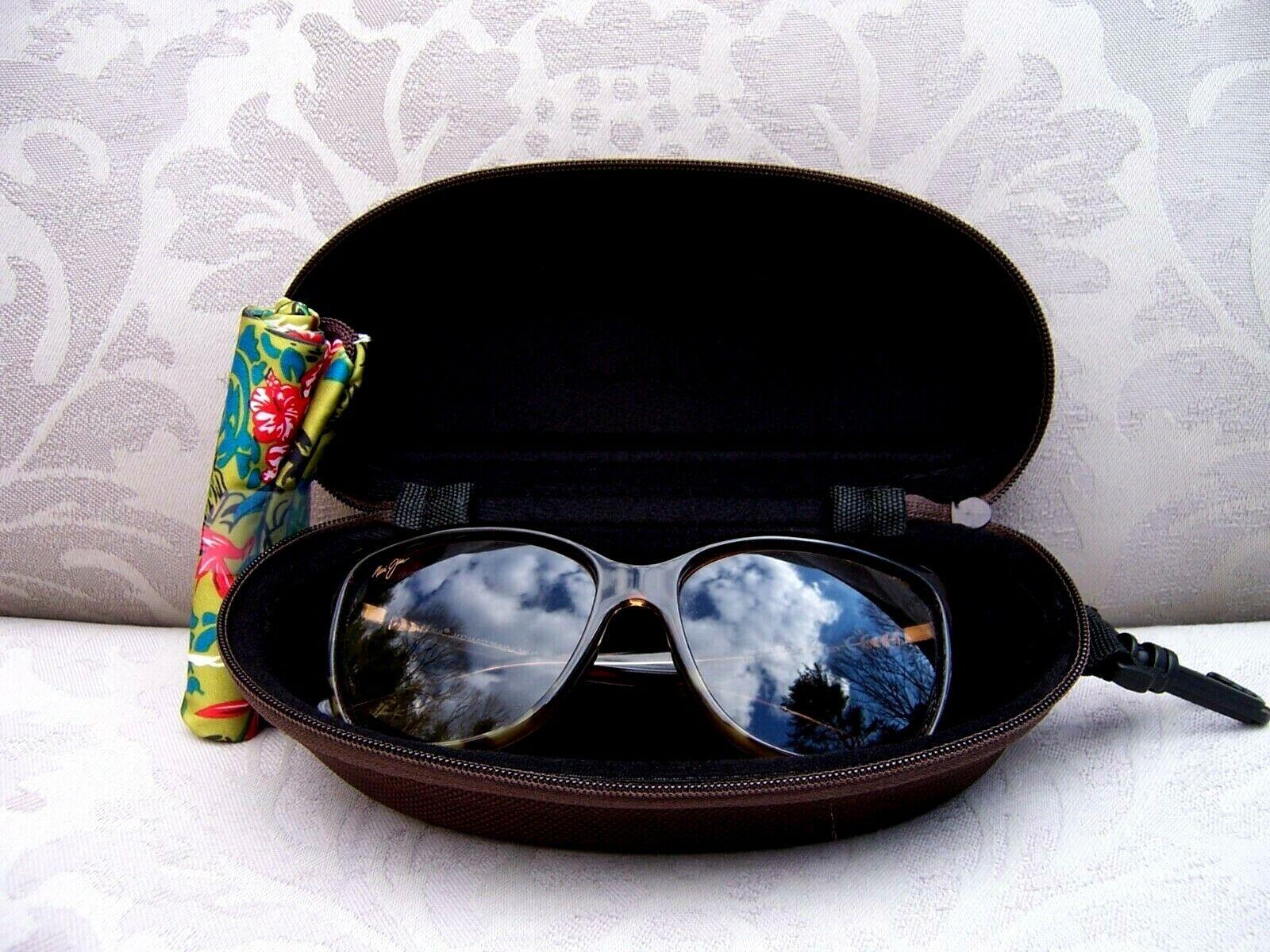 *New* MAUI JIM STARFISH Brown-Tortoise/HCL Bronze Polarized Sunglasses HS744-01T