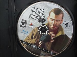 Grand Theft Auto IV Playstation 3 Game Only