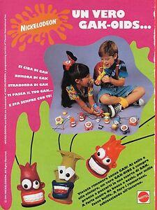 Pubblicita-Advertising-Werbung-1994-GAK-OIDS-MATTEL
