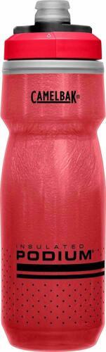 Camelbak 21 oz Fiery Rouge Podium Chill Isolé Bouteille D/'eau environ 595.33 g