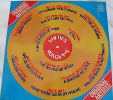 GOLDEN SONGS NO 2 - VARIOUS ORIGINAL ARTISTS MFP 50305