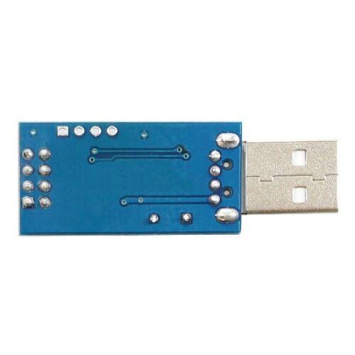 Adaptador De Puerto Serial Usb A CH340T Board Módulo Inalámbrico 2.4G NRF24L01