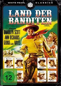 Land-der-Banditen-Western-Klassiker-Randolph-Scott-FSK12-DVD