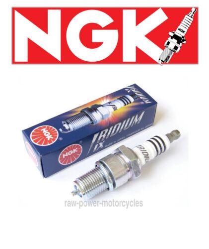 X1 Piaggio XEvo 125 Sport 2014 NGK Iridium Spark Plug CR8EIX