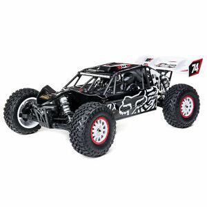 Losi-1-10-Tenacity-DB-Pro-4WD-Brushless-Desert-Buggy-Fox-Body-LOS03027T2