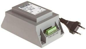 FALLER 180641 Transformateur 50 VA 50-60Hz # Neuf Emballage D'Origine #