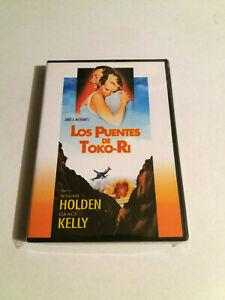 DVD-034-LOS-PUENTES-DE-TOKO-RI-034-MARK-ROBSON-WILLIAM-HOLDEN-GRACE-KELLY