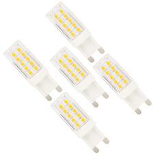5x G9 Dimmbar LED Lampen,44 SMD 2835,Warmweiß,5W als Ersatz für 30W Halogenlampe