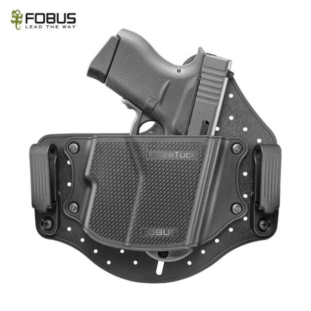 Fobus IWB Holster For Sig P938 with Trigger Guard Laser - LaserTuck