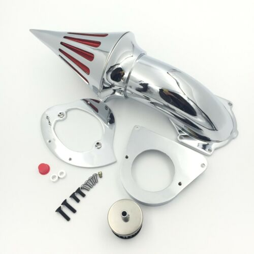 Spike Air Cleaner Intake Kits For 1995-2012 Kawasaki Vulcan 800 Classic  Chrome