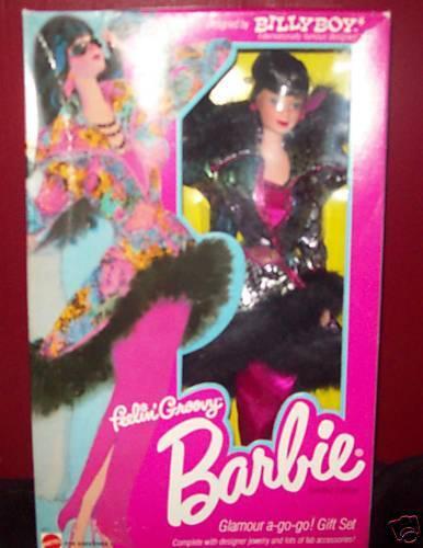 Una pena Groovy Billy Boy Barbie En Caja