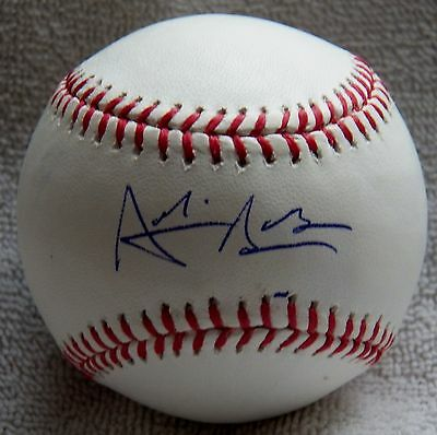 Archie Bradley Signed Rawlings Major League Baseball Auto Arizona Diamondbacks