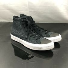 31ad16e4d0b Converse Chuck Taylor All Star II Nike Flyknit Black White Men Shoes ...