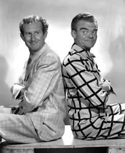 OLD-CBS-RADIO-PHOTO-Radio-Program-The-Spike-Jones-Show-with-Doodles-Weaver
