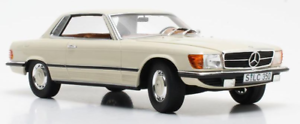 Mercedes Benz C107 SLC White 1 18 Cult Scale Models CML049-1
