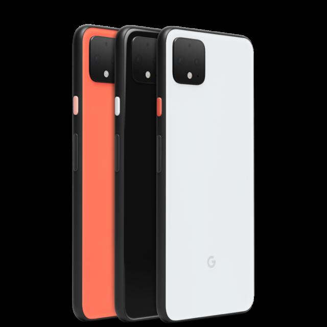Google Pixel 4 XL- 64GB - Just Black (Unlocked) (Single SIM) A Stock