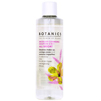 Boots Botanics All Bright Micellar 3 in 1 Cleansing Solution 250ml NEW