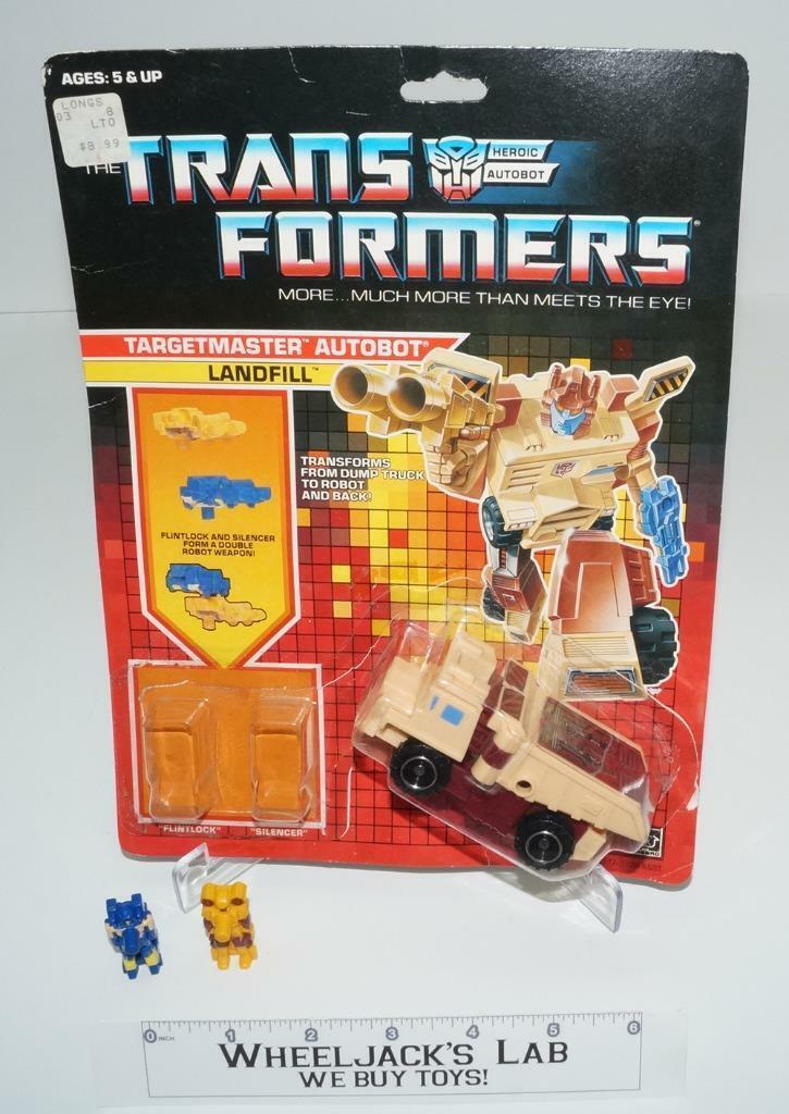 calidad garantizada verdeedero casi casi casi nuevo Fig con burbuja Vintage Hasbro 1988 Figura de Transformers G1  mejor opcion