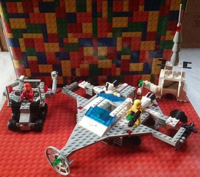 LEGO 1593 Super Model - Classic Space Set