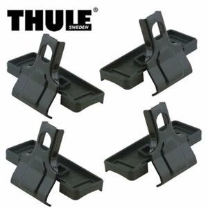 Thule 1627 Kit pour Barres de Toit Set de 4