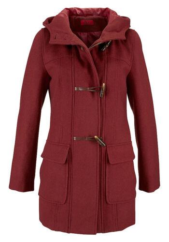 NUOVO!! ruggine in lana-Cappotto Vivien Caron Kp 139,99 € SALE/%/%/% Montgomery