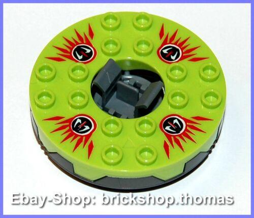 LEGO Ninjago fou - 9564 snappa-Ninja turntable-Neuf/New
