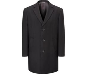 Skopes® Wollmischung schwarz Mantel Euston Xl 4Cr4P