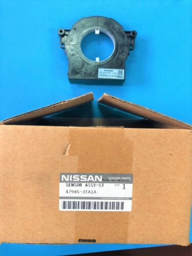 NISSAN GENUINE 479453TA1A MANY MODELS STEERING ANGLE POSITION SENSOR 47945-3TA1A