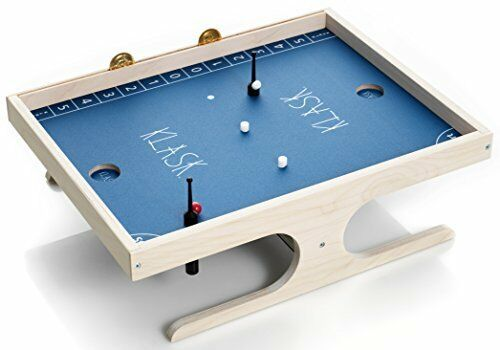 Klask-l' emozionante mix di Air Hockey, Calcio Balilla e magneti