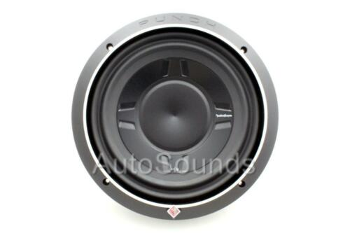 "2x Rockford Fosgate P3SD4-10 600W 10/"" Dual 4 Ohm Shallow Mount Truck Subwoofers"