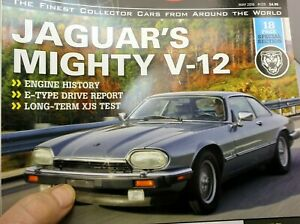 Hemmings-Sport-amp-Exotic-Car-Magazine-may-2016-Juaguar-039-s-Mighty-V-12-engine