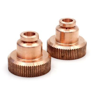 Efficient Kp2845-3 Plasma Torch Shield Cup For Lc105 Tomahawk 1538 W03x0893-68a 2pcs Evident Effect Welding & Soldering Equipment Plasma Cutters