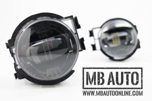 2008 2009 Subaru Legacy Morimoto XB Projector LED TYPE X Fog Lights PAIR 5500K