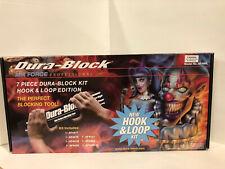 Dura-Block AF44HL Hook /& Loop Black 7-Piece Sanding Block Set