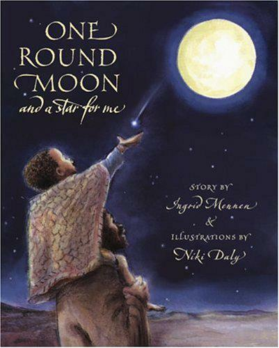One Round Moon and a Star for Me, Ingrid Mennen   Paperback Book   Good   978184