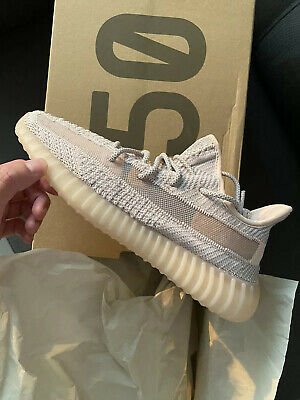 Adidas Yeezy Boost SPLY 350 V2 OFF WHITE white men shoes