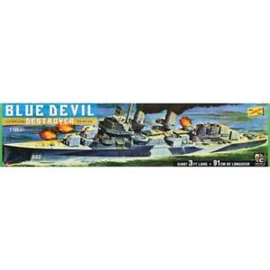 Lindberg-Models-1-125-Blue-Devil-Destroyer-w-o-Motor-HL212-04
