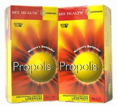 Bee Health Propolis Lozenges 114g - (Pack of 2) | eBay