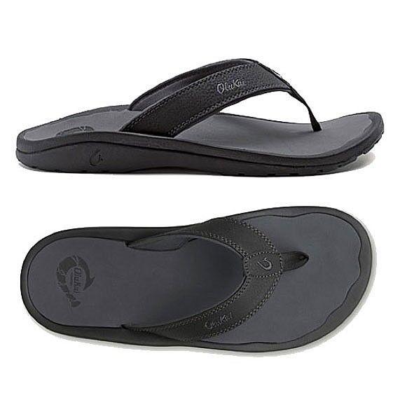 OluKai Men's Ohana Thong Sandal 8 M