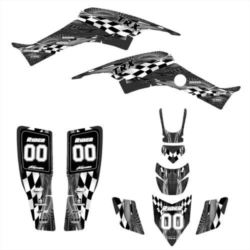 TRX400EX graphics 1999-2007 Honda 400EX stickers kit NO3500 Metal